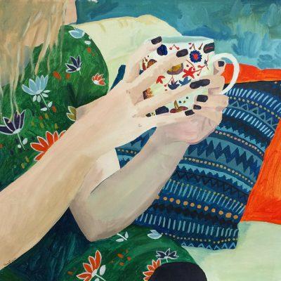Utställning av Frida Johansson