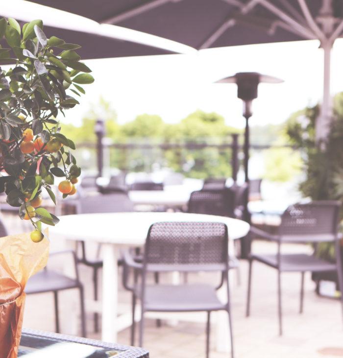 Restaurang Gustaf Bratt - Uteservering