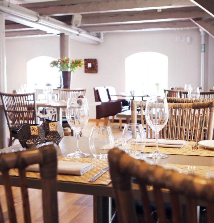 Restaurang Gustaf Bratt - Gamla matsalen