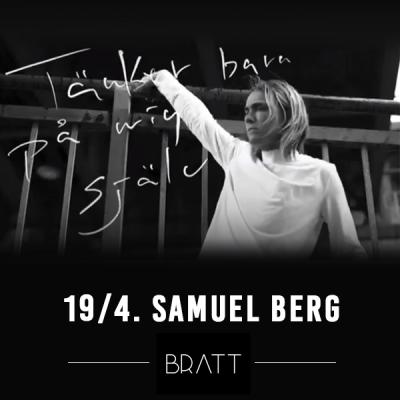 Skivsläpp av Samuel Berg