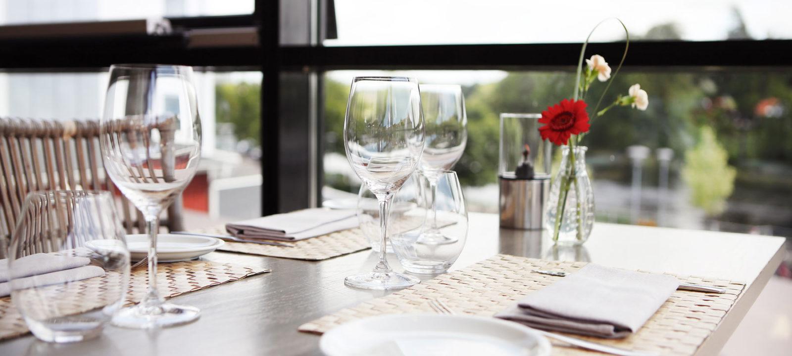 Restaurang Gustaf Bratt i Falkenberg